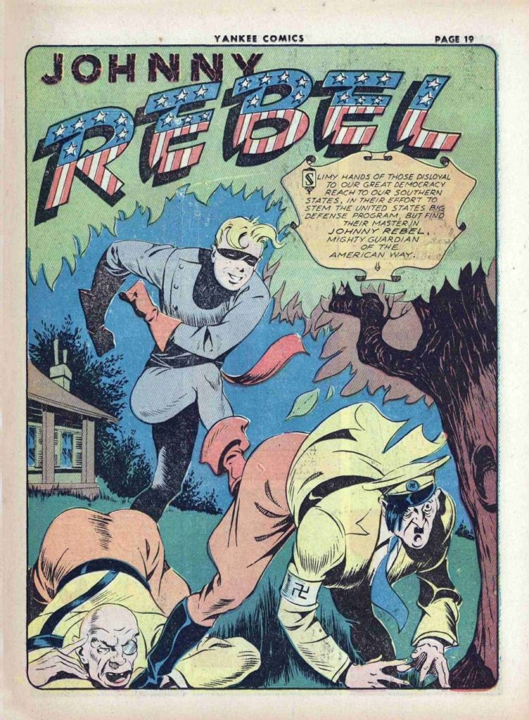 Yankee Comics #2