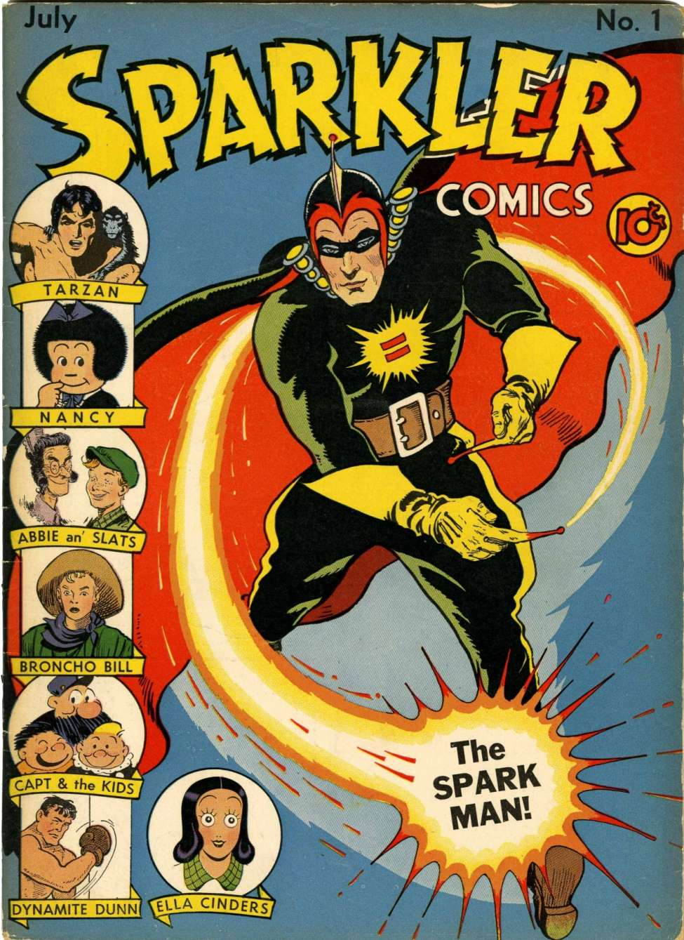 Sparkler Comics V.2 #1