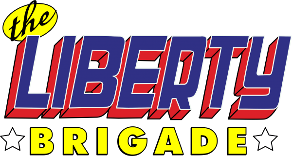 The Liberty Brigade logo