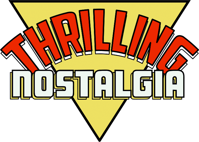 Thrilling Nostalgia Comics Group Logo