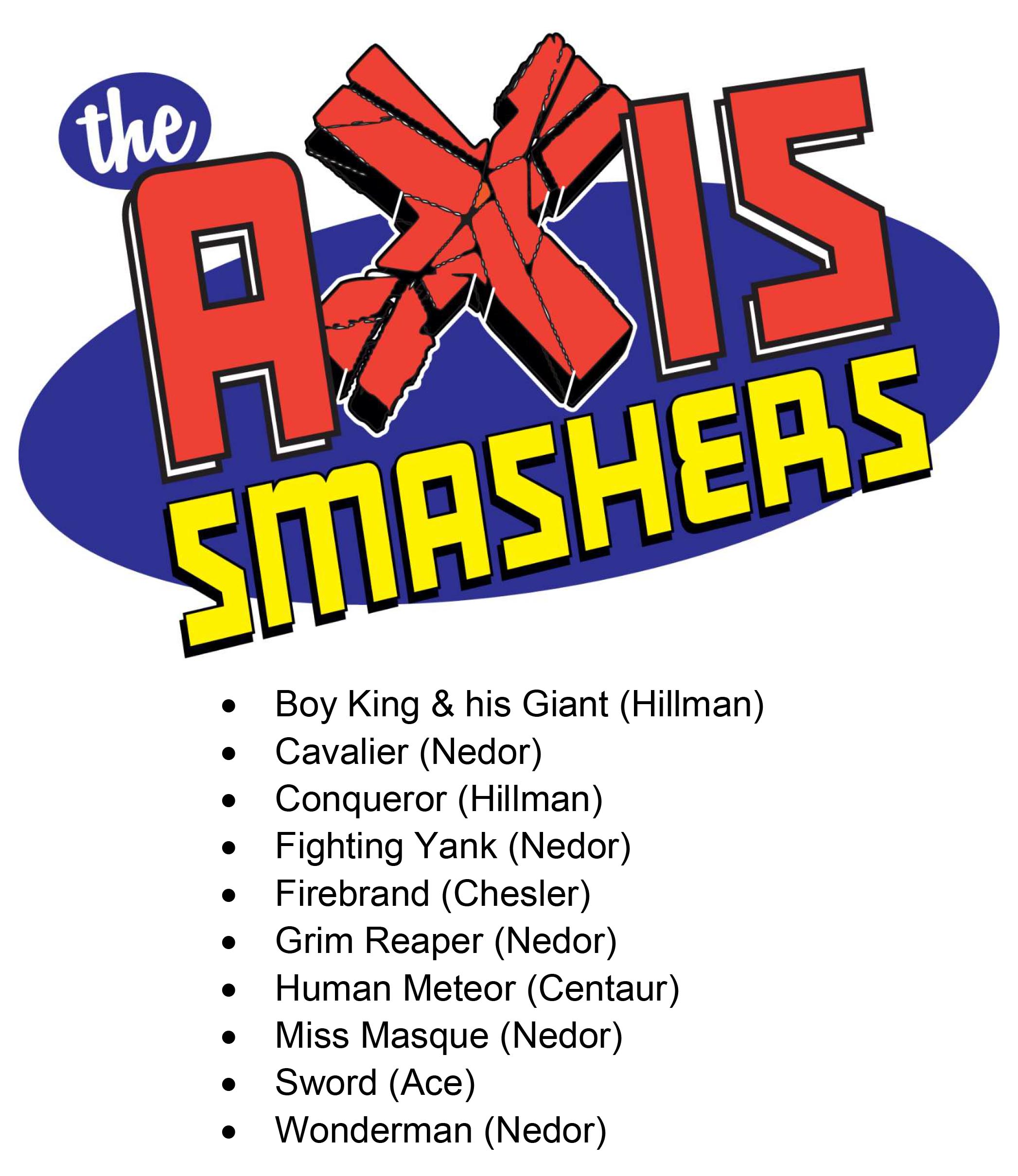The AXIS Smashers